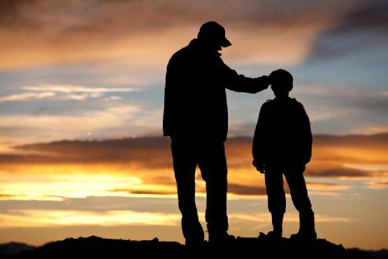 baba ve oğlu