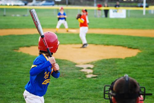 beysbol ve çocuk
