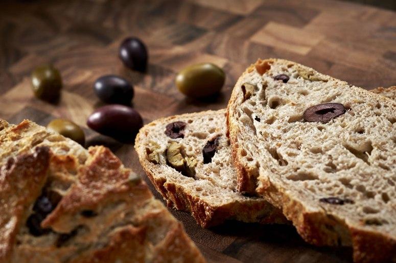 zeytin ekmek