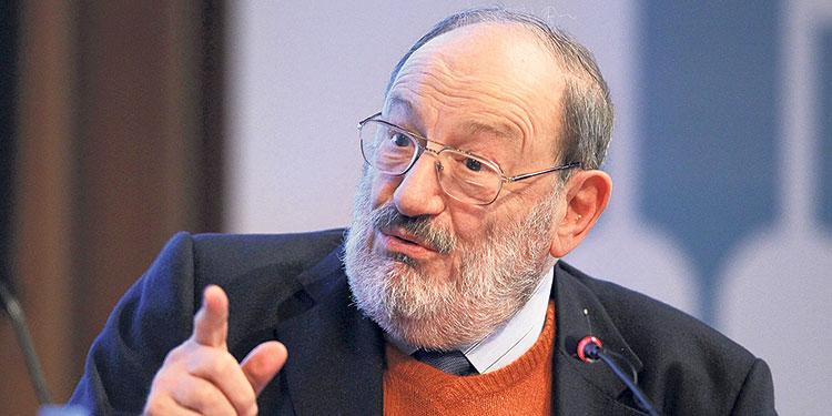 Umberto Eco'nun hayatı,eserleri ve sözleri