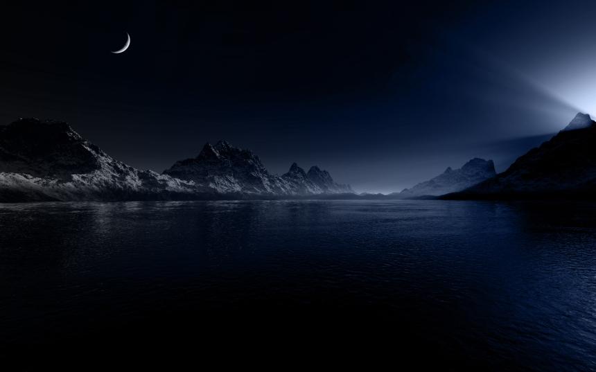 Gece ile ilgili anlamlı ve güzel sözler