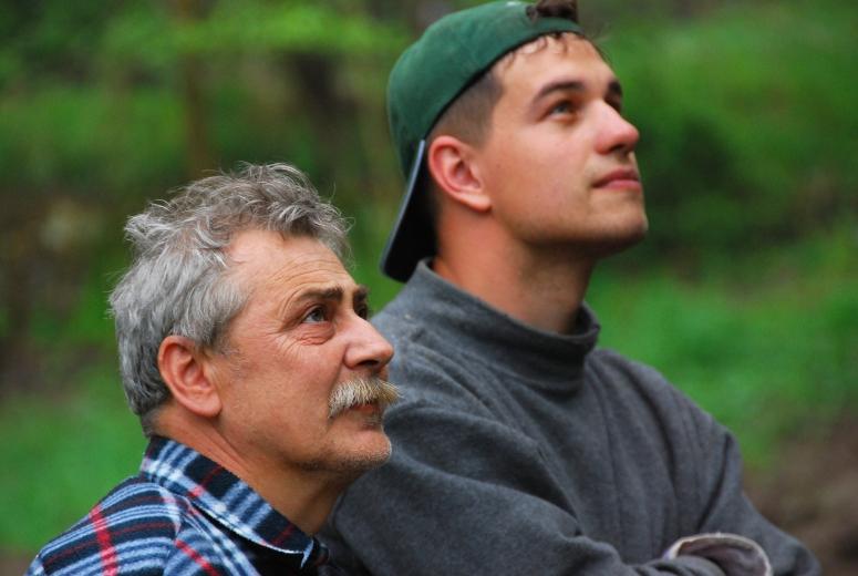 baba ve oğul1