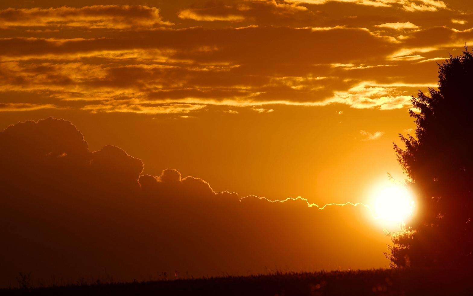 Güneş ile ilgili anlamlı ve güzel sözler