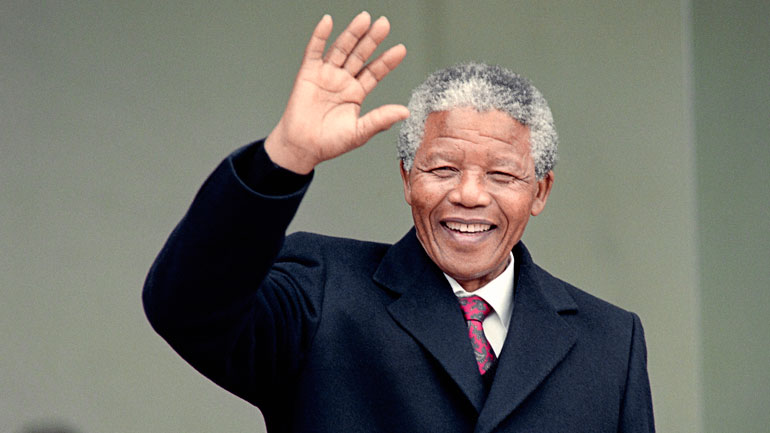 Anlamlı ve Güzel Nelson Mandela Sözleri