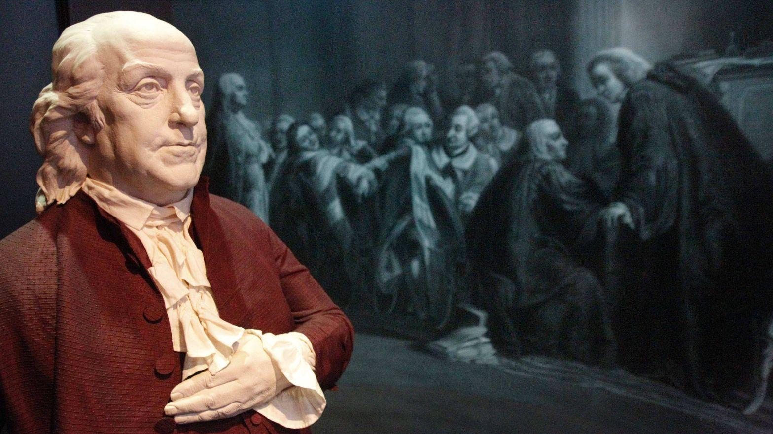 Anlamlı ve Güzel Benjamin Franklin Sözleri