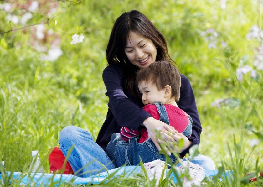 Anne hikayeleri,Japon anne