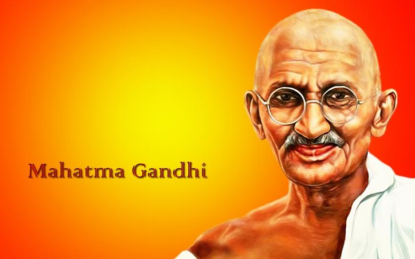 Anlamlı ve Güzel Mahatma Gandi Sözleri